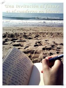 Una invitación al futuro es un libro en blanco